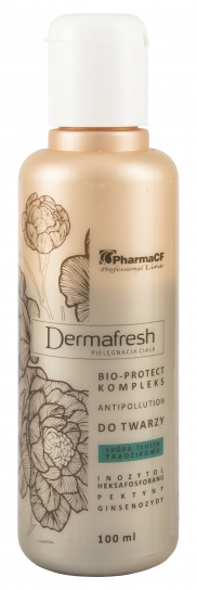 Bio-protect kompleks antipollution do skóry tłustej, trądzikowej