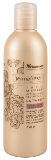 Tonik micelarny oczyszczająco – regenerujący do skóry suchej i wrażliwej