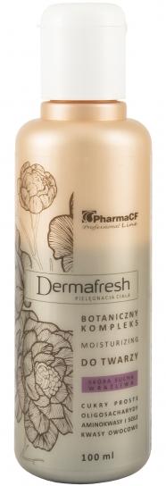 Botaniczny kompleks moisturizing do skóry suchej i wrażliwej